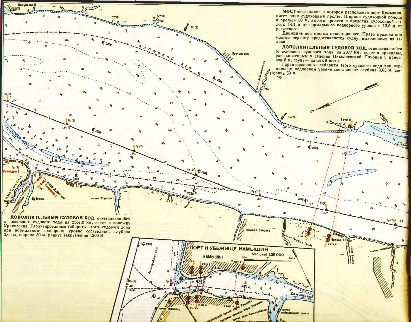 рыболовная карта саратова